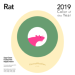 Rat 2019 color of the year