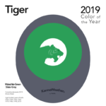 Tiger 2019 color of the year