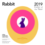 Rabbit 2019 color of the year