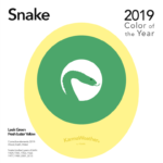 Snake 2019 color of the year