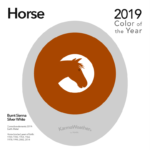 Horse 2019 color of the year