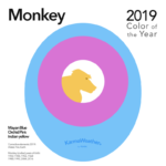 Monkey 2019 color of the year