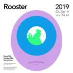 Rooster 2019 color of the year