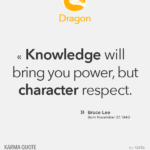 Bruce Lee (Dragon)