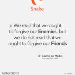 Cosimo de Medici (Snake)