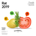 Rat 2019 food horoscope