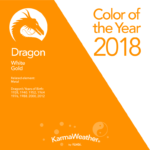 Dragon 2018 color of the year
