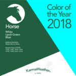 Horse 2018 color of the year