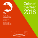 Ox 2018 color of the year