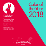 Rabbit 2018 color of the year