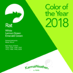 Rat 2018 color of the year
