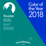 Rooster 2018 color of the year