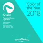 Snake 2018 color of the year