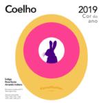Cor 2019 do Coelho