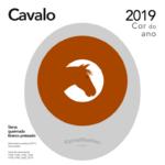 Cor 2019 do Cavalo