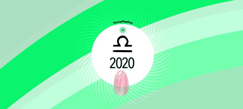 Horóscopo Libra 2020 Mes A Mes