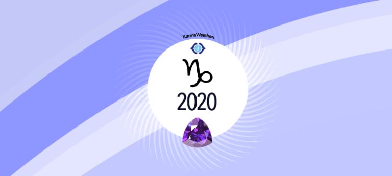 Horóscopo Capricornio 2020 Mes A Mes
