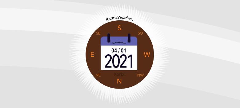 Nouvel An Feng Shui 2021: date, calendrier, chance